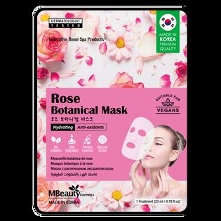 Mbeauty_Róża_różana maska na płachcie nawilżająca i ochronna z antyoksydantami, 23 g_1