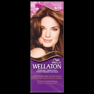 Wella_Wellaton_krem koloryzujący 6/73 mleczna czekolada, 1 opak.