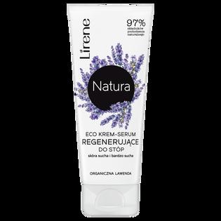 Lirene_Natura Eco_regenerujący krem do stóp, 75 ml