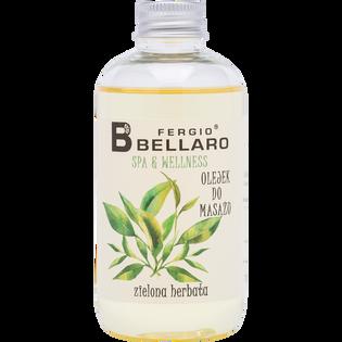 Fergio Bellaro_Zielona Herbata_olejek do masażu ciała, 200 ml