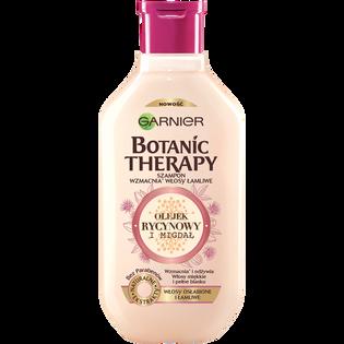 Garnier Botanic Therapy_Botanic Therapy_szampon do włosów z olejkiem rycynowym i migdałem, 400 ml