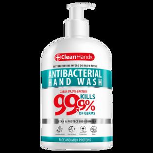 CleanHands_antybakteryjne mydło do rąk w płynie, 500 ml_1