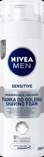 Nivea Men_Sensitive_regenerująca pianka do golenia, 200 ml