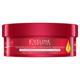 Eveline_10% urea krem intensywnie regenerujący do twarzy i ciała, 175 ml