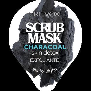 Revox_Scrub_maska eksfoliująca do twarzy, 10 ml_1
