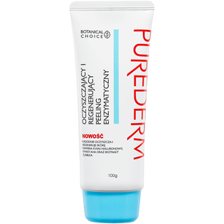 Purederm_oczyszczający peeling enzymatyczny, 100 ml