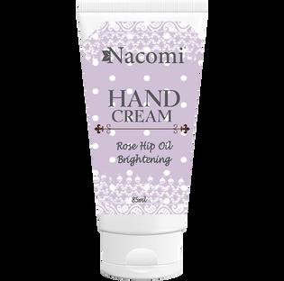 Nacomi_krem do rąk wygładzający, 75 ml