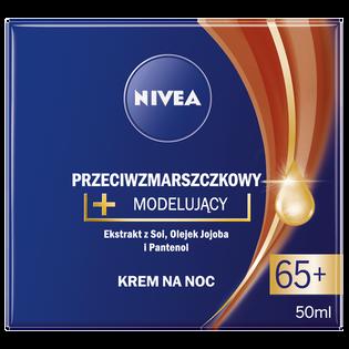 Nivea_Przeciwzmarszczkowy + Modelujący_krem do twarzy na noc, 50 ml