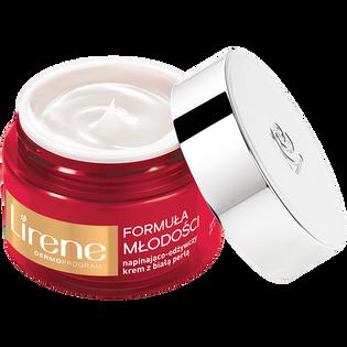 Lirene_Formuła Młodości 55+_napinająco-odżywczy krem z białą perłą do twarzy na dzień, 50 ml_1