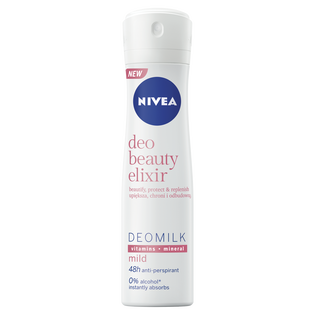 Nivea_Deo Beauty Elixir Mild_antyperspirant w sprayu, 150 ml