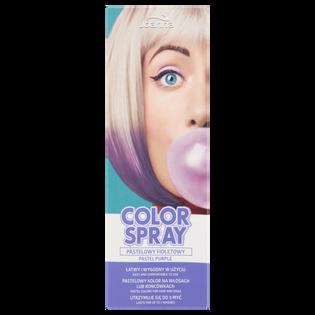 Joanna_Pastelowy Fioletowy_farba do włosów w sprayu pastelowy fioletowy, 150 ml