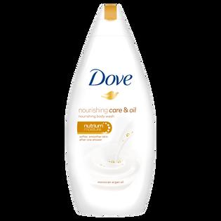 Dove_Nourishing Care & Oil_nawilżający żel pod prysznic, 500 ml