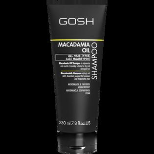 Gosh_Macadamia Oil_szampon do włosów, 230 ml