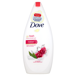 Dove_odżywczy żel pod prysznic, 500 ml