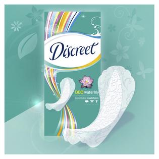 Discreet_Waterlily Multiform_wkładki higieniczne, 60 szt./1 opak._1