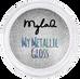 Mylaq_My Metallic Gloss_pyłek do zdobienia paznokci, 1 opak._1