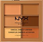 Nyx Conceal, Correct, Contour