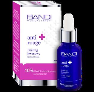 Bandi_Anti Rouge_peeling kwasowy na naczynka do twarzy, 30 ml_2