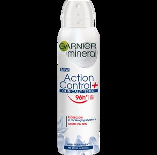 Garnier_Action Control_dezodorant damski w sprayu, 150 ml