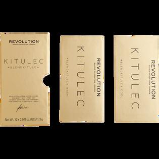 Revolution Makeup_Kitulec_zestaw: paleta cieni do powiek #BLENDKITULCA warm, 7,8 g + paleta cieni do powiek #BLENDKITULCA cool, 7,8 g_2