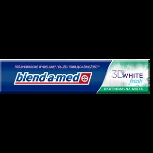 Blend-A-Med_3D White Fresh Extreme Mint Kiss_pasta do zębów, 100 ml_2