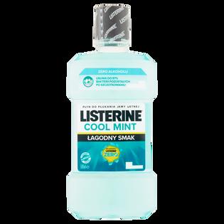 Listerine_Cool Mint Zero_płyn do płukania jamy ustnej, 500 ml