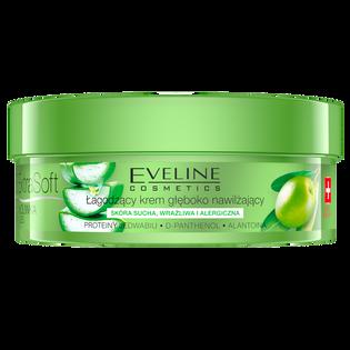 Eveline_Extra Soft bio Oliwka i Aloes_łagodzący krem głęboko nawilżający do twarzy i ciała, 175 ml_1