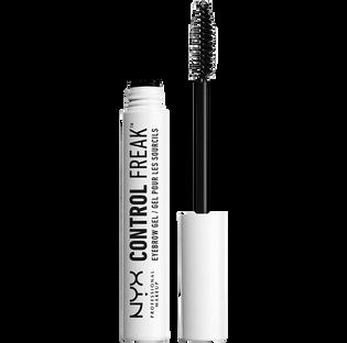 NYX Professional Makeup_Control Freak_żel do stylizacji brwi clear, 1 ml_1