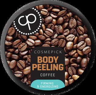 Cosmepick_peeling do ciała kawowy, 200 ml