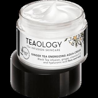 Teaology_Ginger Tea_energetyzujący krem-żel do twarzy, 50 ml_1