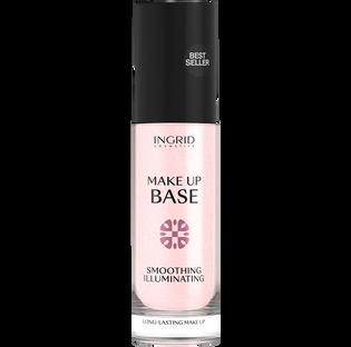 Ingrid_Smoothing Illuminating_wygładzająco-rozświetlająca baza pod makijaż w płynie, 30 ml