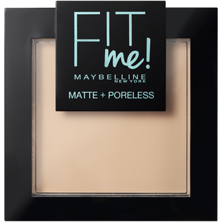 Maybelline_Fit Me!_puder matujący do twarzy natural ivory 105, 9 g