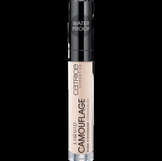 Catrice_Liquid Camouflage_wodoodporny korektor do twarzy natural rose 007, 5 ml