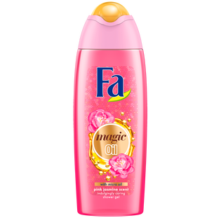 Fa_Magic Oil Pink Jasmine Scent_żel pod prysznic, 250 ml