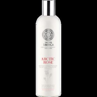 Natura Siberica_Arctic Rose_odżywka do włosów suchych i zniszczonych, 400 ml