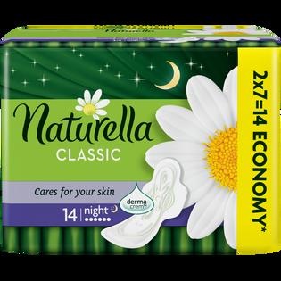 Naturella_Classic Night_podpaski higieniczne, 14 szt./1 opak._1