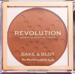 Revolution Makeup Bake & Blot Orange