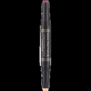 Max Factor_Contour Stick Eyeshadow_dwustronny cień do powiek pink sand & burgundy 4, 1,7 ml_2