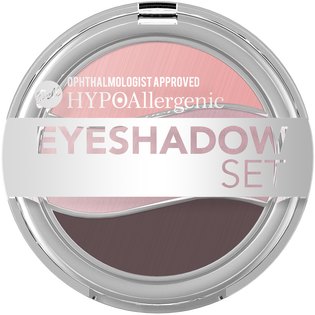 Bell HypoAllergenic_Eyeshadow Set_paleta cieni do powiek 04, 2,5 ml