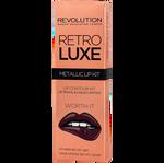 Revolution Makeup Retro Luxe Matte Lip Kits