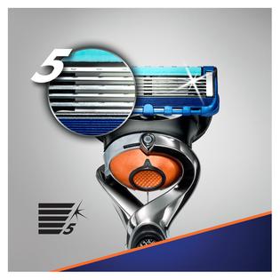 Gillette_Fusion5 ProGlide Football_maszynka do golenia męska, 1 szt. + wkłady 4 szt./1 opak._6