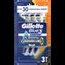 Gillette_Blue3 Comfort_maszynki do golenia męskie, 3 szt./1 opak._2