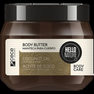 Hello Nature_Olej kokosowy_masło do ciała, 250 ml