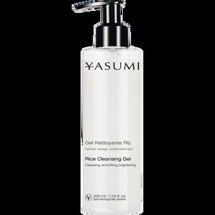 Yasumi_ryżowy żel do mycia twarzy, 200 ml