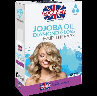 Ronney_Jojoba Oil_olejek do włosów, 15 ml