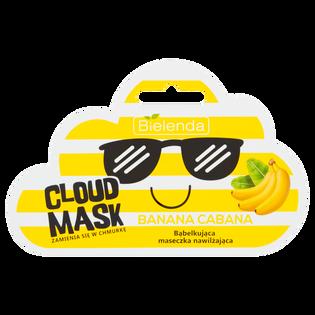 Bielenda_Cloud Mask_bąbelkująca maseczka nawilżająca, 6 ml