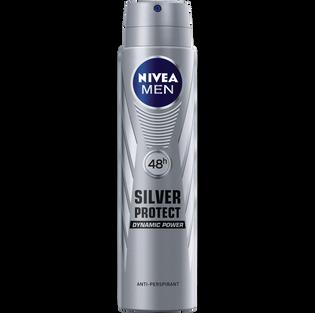 Nivea Men_Silver Protect_antyperspirant męski w sprayu, 250 ml