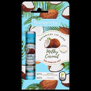 Bielenda_Milky Coconut_pomadka ochronna do ust, 10 g