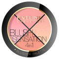 Eveline Blush Sensation 4in1