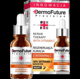 Dermofuture_Precision_intensywnie regenerująca kuracja z witaminą C, 20 ml